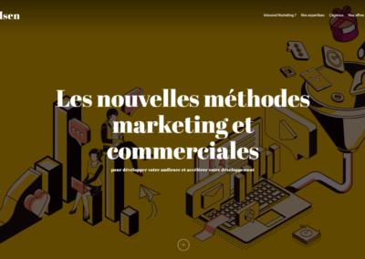 site feelsen marketing digital